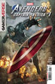 Image: Marvel's Avengers: Captain America #1 - Marvel Comics