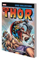 Image: Thor Epic Collection: Into Dark Nebula SC  - Marvel Comics