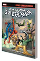 Image: Amazing Spider-Man Epic Collection: Great Power SC  (DM variant cover) (new printing) - Marvel Comics