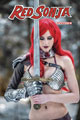 Image: Red Sonja #14 (cover E - Decobray Cosplay) - Dynamite