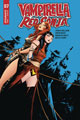 Image: Vampirella / Red Sonja #7 (cover A - Lee) - Dynamite