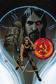 Image: Artemis & Assassin #1 (incentive 1:15 cover - Johnson) - Aftershock Comics