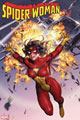 Image: Spider-Woman #1 (variant cover) (CGC) - Dynamic Forces