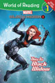 Image: World of Reading: This Is Black Widow SC  - Marvel Press