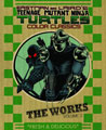 Image: Teenage Mutant Ninja Turtles: The Works Vol. 02 HC  - IDW Publishing
