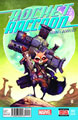 Image: Rocket Raccoon #3 (variant 2nd printing cover - Skottie Young) - Marvel Comics