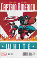 Image: Captain America White #1 (Sale variant cover - 00131) - Marvel Comics