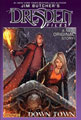 Image: Jim Butcher's Dresden Files: Down Town HC  (signed) - Dynamite