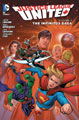 Image: Justice League United Vol. 02: The Infinitus Saga SC  - DC Comics
