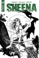Image: Sheena Queen of the Jungle #1 (Sook b&w incentive cover - 01071) (20-copy)  [2017] - Dynamite