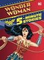 Image: Wonder Woman 5-Minute Stories HC  - Random House Books Young Reade
