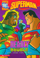 Image: DC Super Heroes Superman Young Readers: Deadly Double SC  - Capstone Press