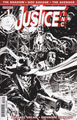 Image: Justice, Inc. #1 (variant incentive cover - Hardman B&W) (10-copy) - Dynamite