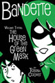 Image: Bandette Vol. 03: The House of the Green Mask HC  - Dark Horse Comics