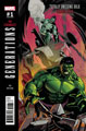 Image: Generations: Banner Hulk & the Totally Awesome Hulk #1 (variant cover - Molina)  [2017] - Marvel Comics
