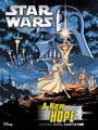 Image: Star Wars: A New Hope Graphic Novel Adaptation SC  - IDW Publishing