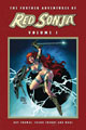 Image: Further Adventures of Red Sonja Vol. 01 SC  - Dynamite