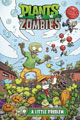 Image: Plants vs. Zombies a Little Problem HC  - Dark Horse Comics