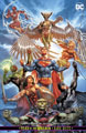 Image: Justice League #30 (Year of the Villain - Dark Gifts) (card stock cover - Terry Dodson) - DC Comics