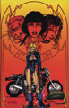 Image: Shotgun Mary #1 (variant Commemorative cover - Bloodlore) - Avatar Press Inc
