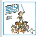 Image: Star Wars: Rey and Pals HC  - Chronicle Books