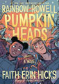 Image: Pumpkinheads GN HC  - First Second (:01)