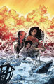 Image: Red Range: Pirates of Fireworld #1 (cover F - Bozic) - It's Alive