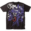 Image: Marvel Heroes T-Shirt: Venom City Takeover  (XL) - Impact Merchandising