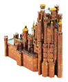 Image: Game of Thrones Metal Earth Model Kit: Red Keep  - Fascinations Inc