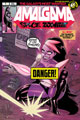 Image: Amalgama Space Zombie: Galaxy's Most Wanted #1 (cover B - Young risque) - Action Lab - Danger Zone
