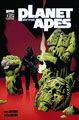 Image: Planet of the Apes #1 (variant 2nd printing)  [2011] - Boom! Studios