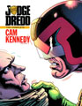 Image: Judge Dredd: The Complete Cam Kennedy Vol. 01 HC  - IDW Publishing