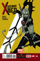 Image: Uncanny X-Men #4 (variant 2nd printing cover - Chris Bachalo)  [2013] - Marvel Comics