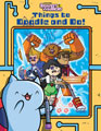 Image: Bravest Warriors: Things to Doodle & Do! SC  - Perfect Square