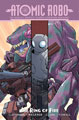 Image: Atomic Robo and the Ring of Fire SC  - IDW Publishing