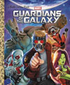 Image: Marvel Comics Little Golden Book: Guardians of the Galaxy  - Random House Books For Young R
