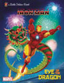 Image: Marvel Comics Little Golden Book: Iron Man - Eye of the Dragon  - Random House Books For Young R