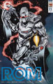 Image: Rom #11 (incentive cover - Claudio Castellini) (10-copy)  [2017] - IDW Publishing