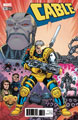 Image: Cable #157 (incentive cover - Burnham)  [2018] - Marvel Comics