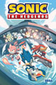 Image: Sonic the Hedgehog Vol. 03: Battle for Angel Island SC  - IDW Publishing