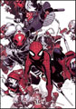 Image: Non-Stop Spider-Man #1 (variant Die Cut cover) - Marvel Comics