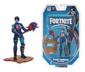 Image: Fortnite Action Figure: Solo Mode Dark Bomber  (4-Inch) - Jazwares Lcc