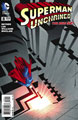 Image: Superman Unchained #8 (variant incentive cover - Nguyen) - DC Comics