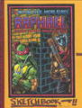 Image: Teenage Mutant Ninja Turtles: Kevin Eastman Notebook Series, Book 2 - Raphael HC  - IDW Publishing