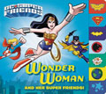 Image: DC Super Friends Board Book: Wonder Woman & Her Super Friends  - Random House Books For Young R