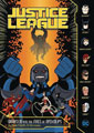 Image: Justice League: Darkseid and the Fires of Apokolips SC  - Stone Arch Books