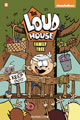 Image: Loud House Vol. 04: Family Tree GN  - Papercutz