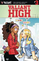Image: Valiant High #3 (cover A - Lafuente) - Valiant Entertainment LLC