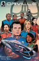 Image: Orville New Beginnings #1 - Dark Horse Comics