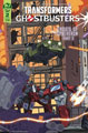Image: Transformers / Ghostbusters #2 (cover A - Schoening) - IDW Publishing